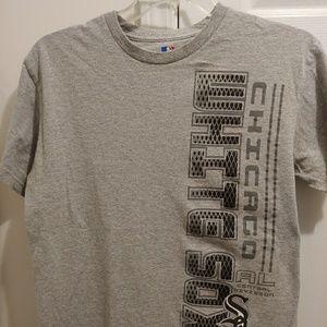 Chicago White Sox medium Gray Logo T-shirt
